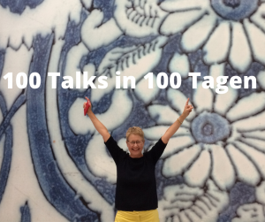 100 Talks in 100 Tagen